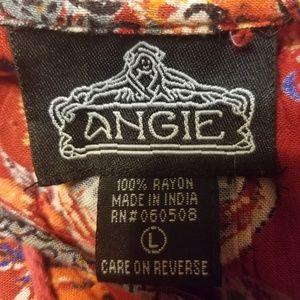 Angie Tops - Boho Style Tunic